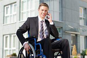 Imprenditore Disabile