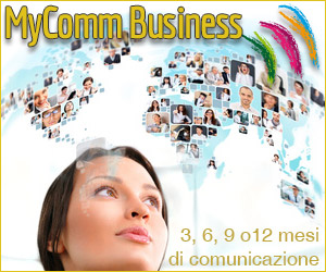 Ideas & Business – MyComm Business, 3, 6, 9 o 12 mesi di comunicazione