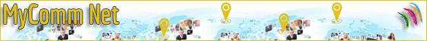 MyComm Net – La soluzione per geolocalizzare la Vs. comunicazione Personale e d'Impresa