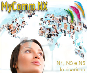 Ideas & Business – MyComm NX, N1, N3 e N5 le ricariche