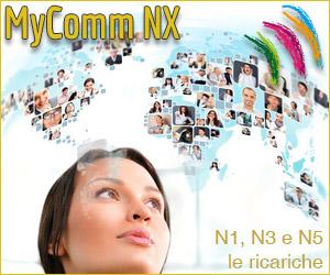 Ideas & Business – MyComm NX, N1, N3 e N5 le ricariche